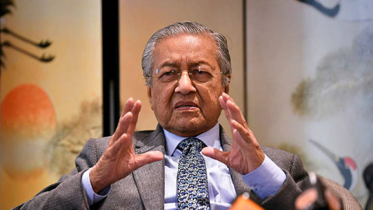 Dr M: BRI Beneficial For All