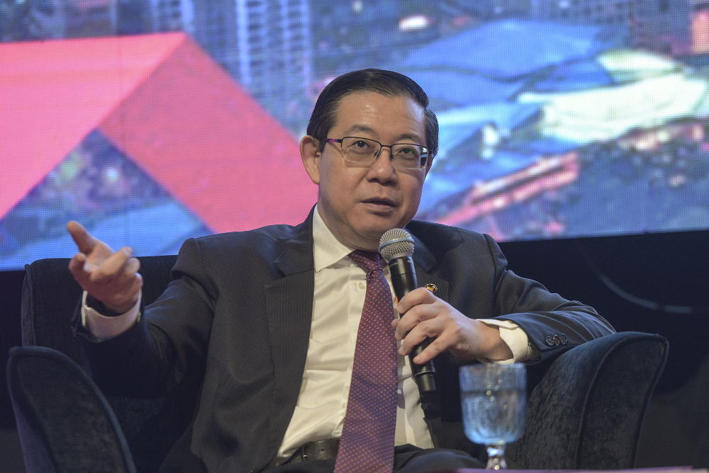 Finance minister sees sustainable economic growth for Malaysia in 2H19