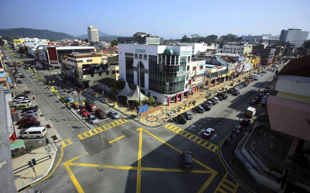 Seremban is now a city