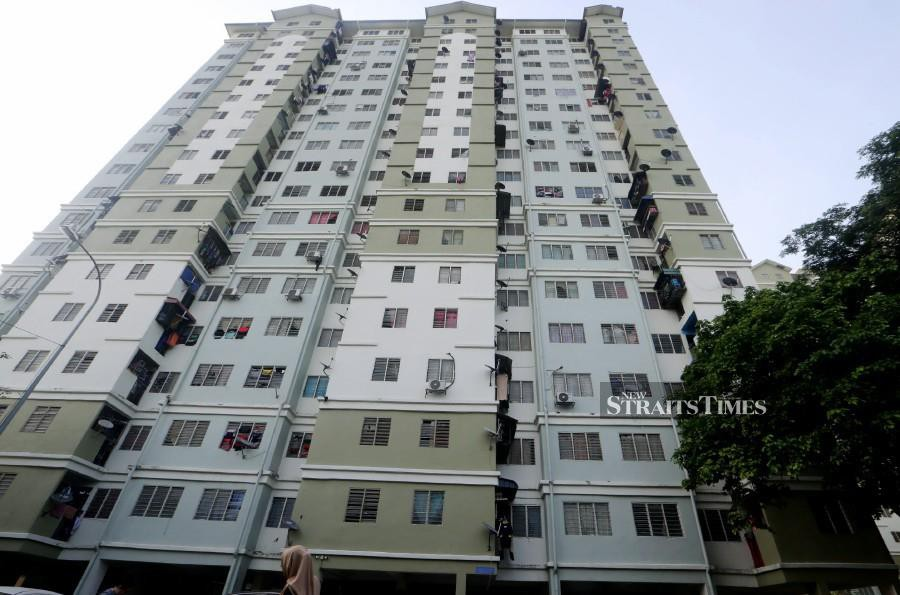 Tenants at 4 Selangor PPRs exempted from paying rent until June